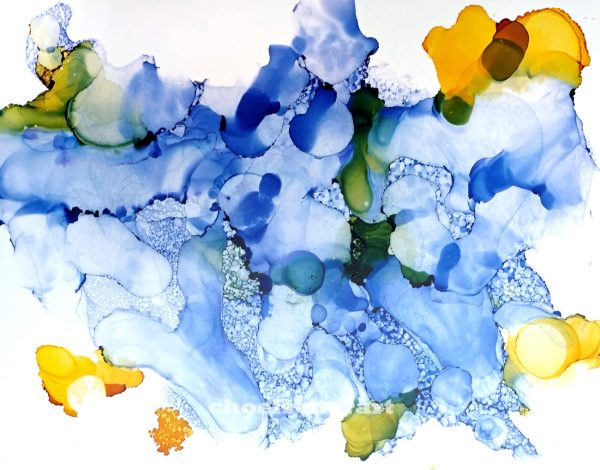 Alcohol Ink 11