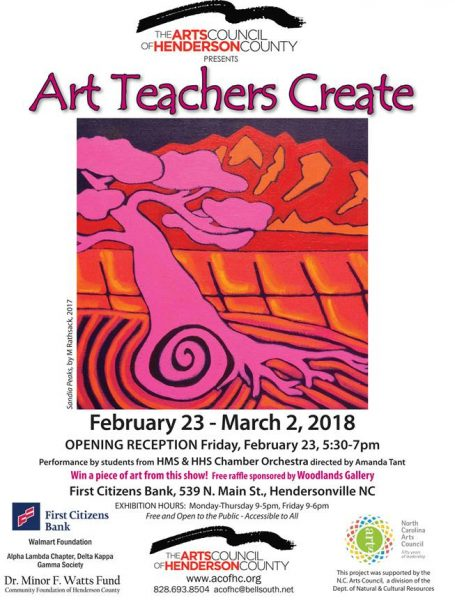 Art Teachers Create