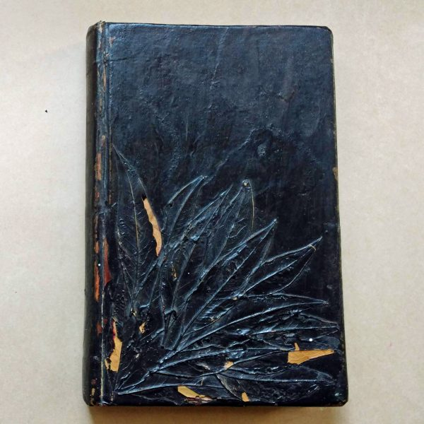 Depressed Altered Book Cover